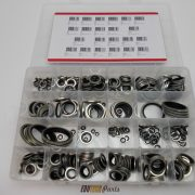 Assortiment Bondedseals usit ring