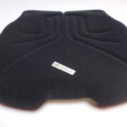 zitkussen grammer zwart grijs matrix