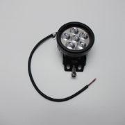 Achteruitrijlamp 12V-24V