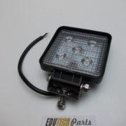 LED werklamp extra plat 12V 24V