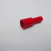 penstekkerhuls rood 4mm