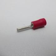 pin stekker rood