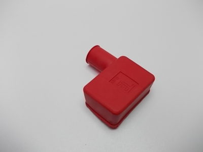 accupool beschermkap rood plus
