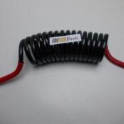 luchtspiralslang rood M18x1,5