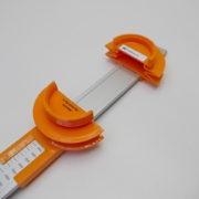V-snaar Meter in mm