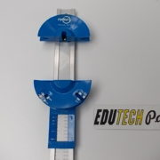 V-snaar Meter in Inch