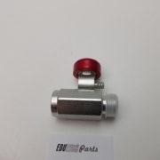 drukontlastklep snelkoppeling hydrauliek