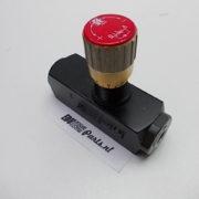 2-weg stroomregelventiel 3/8 hydrauliek