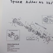 Spicer 112136